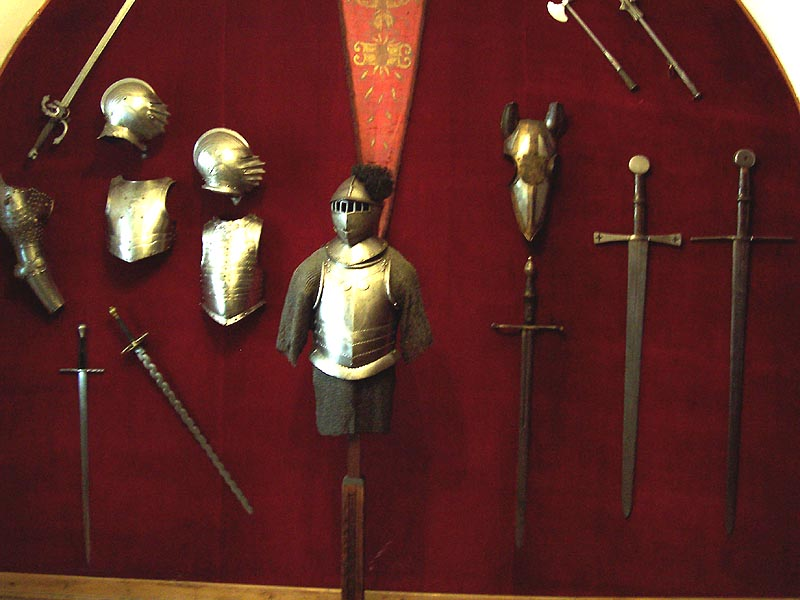 Knight armours